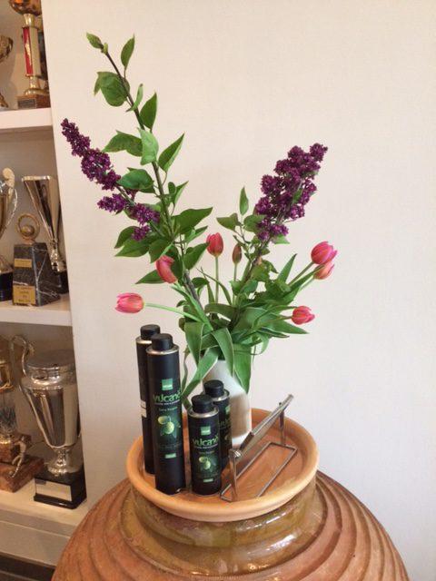 Unser Olivenöl Vulcano aus Griechenland