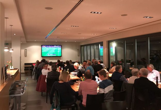 UEFA Champions League Public Viewing Sky Bayern LB Sportarena München